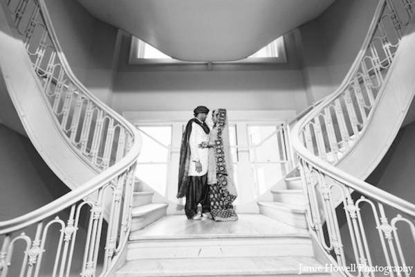 Indian wedding portrait ideas in Atlanta, Georgia Indian Wedding by Jamie Howell Photography