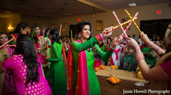 Mehndi party traditions in Atlanta, Georgia Indian Wedding by Jamie Howell Photography