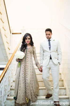 Pictures south asian bride groom in Atlanta, Georgia Indian Wedding by Jamie Howell Photography