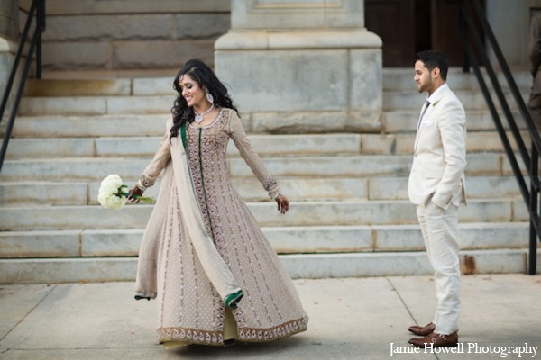 South asian bridal fashion in Atlanta, Georgia Indian Wedding by Jamie Howell Photography