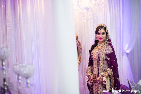 South asian bride clothing in Atlanta, Georgia Indian Wedding by Jamie Howell Photography