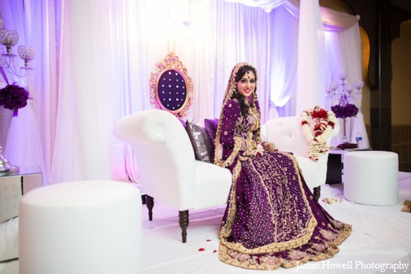 South asian muslim bride in Atlanta, Georgia Indian Wedding by Jamie Howell Photography