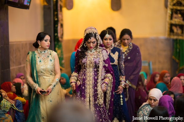 Traditional muslim wedding ceremony in Atlanta, Georgia Indian Wedding by Jamie Howell Photography