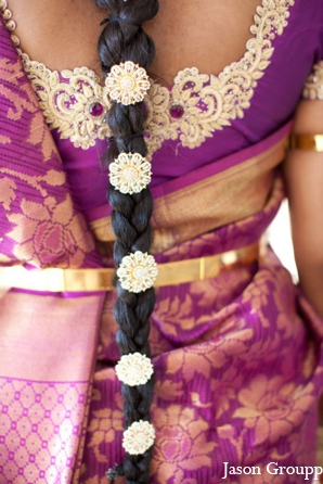 purple,gold,Hair & Makeup,portraits,indian wedding bridal hair,indian bridal hair,indian wedding inspiration,Jason Groupp Photography,hair inspiration for bridal,indian bridal braids