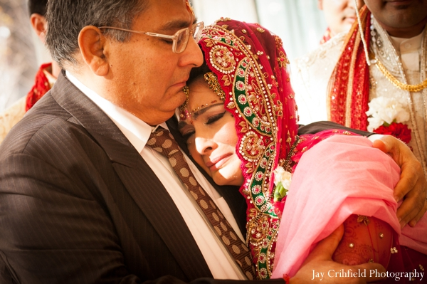 Indian wedding bride portrait traditional in Chicago, Illinois Indian Wedding by Jay Crihfield Photography