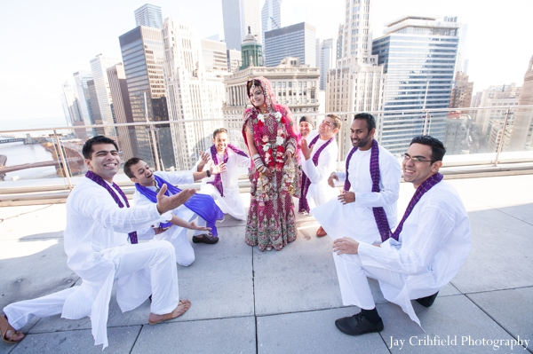 indian weddings,indian wedding portraits,indian bride,indian wedding party portraits,indian groomsmen