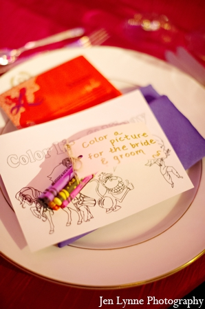 Indian wedding cards in Chicago, Illinois Indian Fusion Wedding by Jen Lynne Photography