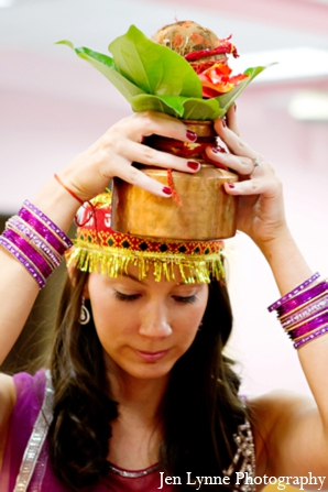 purple,gold,cream,white,yellow,traditional indian wedding,indian wedding traditions