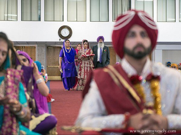 Indian wedding groom ceremony in Sacramento, CA Indian Wedding by Jeremy Vesely Photography