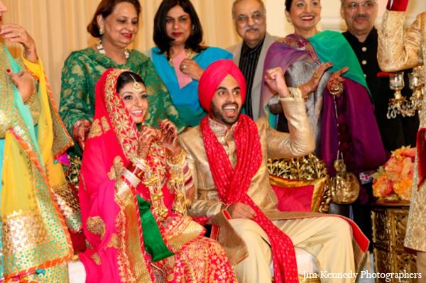 Indian-wedding-ceremony-traditional-bride-groom