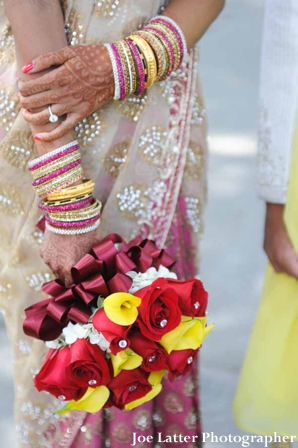 Indian-wedding-bridal-churris-bangles