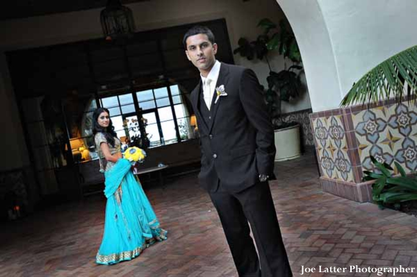 Indian-wedding-bride-groom-before-the-reception
