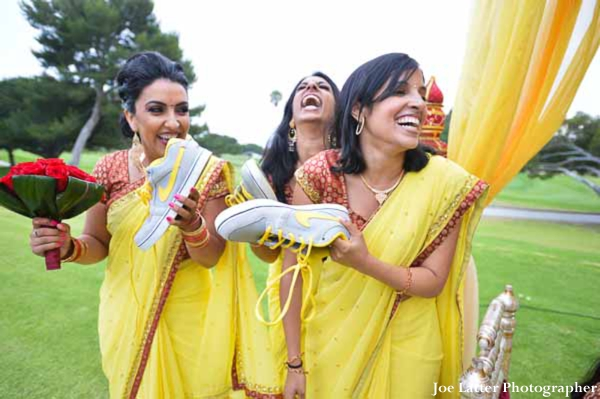 Indian-wedding-ceremony-bridal-party