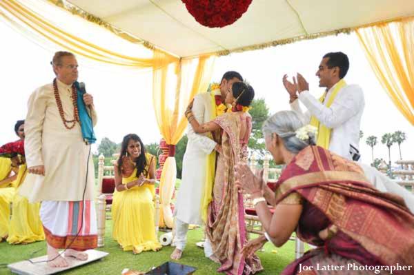 Indian-wedding-ceremony-bride-groom-mandap