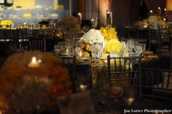 Indian-wedding-reception-table-setting-lighting-decor