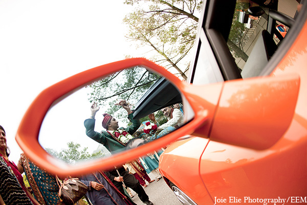 indian wedding baraat,indian wedding transportation,indian groom,indian wedding pictures,indian groom baraat,joie elie photography