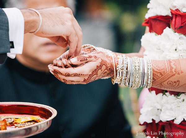 Indian wedding mehndi ceremony in Greenport, NY Indian Fusion Wedding by Joseph Lin Photography