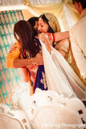 Hindu wedding in North Brunswick, NJ Indian Wedding by Josh Wong Photography