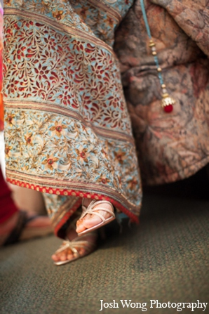 Indian bridal fashion in North Brunswick, NJ Indian Wedding by Josh Wong Photography