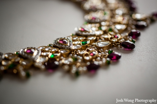 Indian bridal fashions in North Brunswick, NJ Indian Wedding by Josh Wong Photography