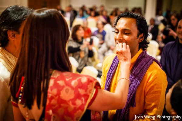 Indian couple wedding in North Brunswick, NJ Indian Wedding by Josh Wong Photography