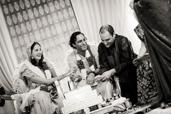 Indian wedding ceremony traditions in North Brunswick, NJ Indian Wedding by Josh Wong Photography
