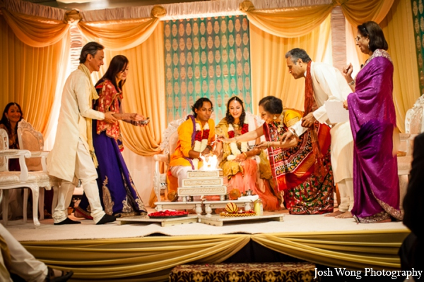 red,white,yellow,baby pink,ceremony,traditional indian wedding,indian wedding traditions,indian wedding outfits,indian wedding outfits for brides,www.joshwongphotography.com,© Josh Wong Photography,Josh Wong Photography