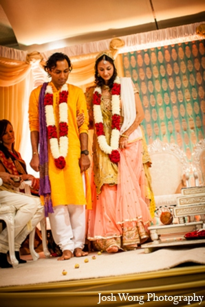 Featured Indian Weddings,red,white,yellow,baby pink,ceremony,traditional indian wedding,indian wedding traditions,indian wedding outfits,indian wedding outfits for brides,www.joshwongphotography.com,© Josh Wong Photography,Josh Wong Photography