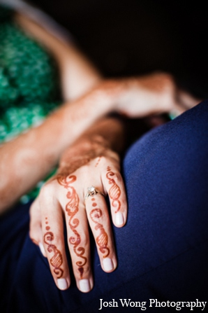 Indian wedding mehndi design in North Brunswick, NJ Indian Wedding by Josh Wong Photography