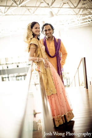 Indian wedding photo idea in North Brunswick, NJ Indian Wedding by Josh Wong Photography