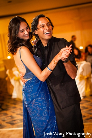 Indian wedding reception photo in North Brunswick, NJ Indian Wedding by Josh Wong Photography