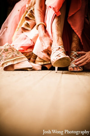 Indian wedding shoes in North Brunswick, NJ Indian Wedding by Josh Wong Photography