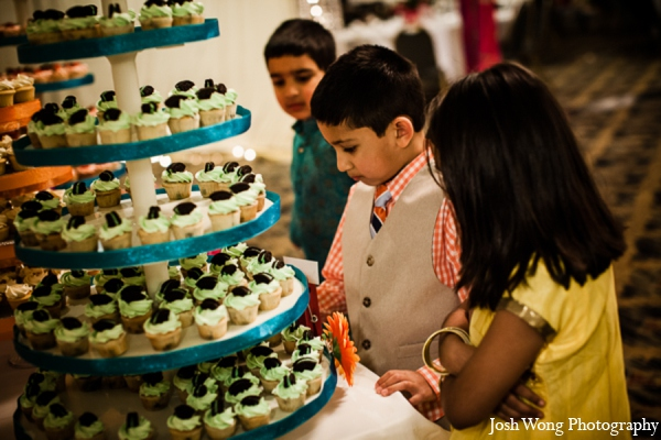 Indian wedding treats in North Brunswick, NJ Indian Wedding by Josh Wong Photography