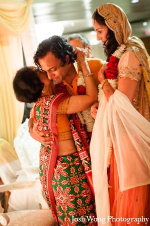 Traditional hindu wedding in North Brunswick, NJ Indian Wedding by Josh Wong Photography