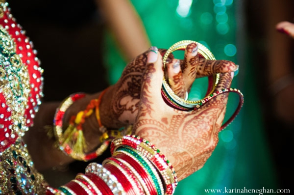 Indian-wedding-bangles-ceremony-prep-henna