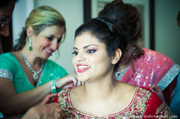 Indian-wedding-bride-ceremony-prep
