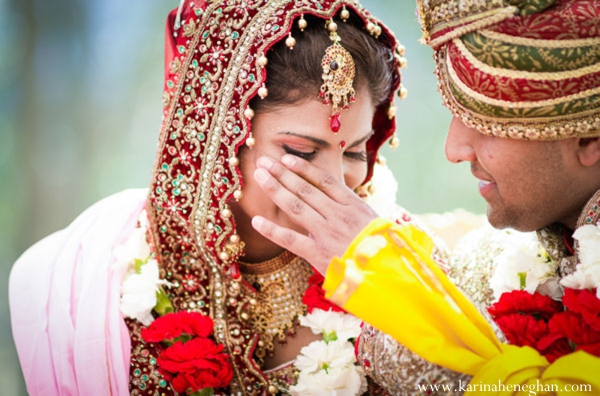 Indian-wedding-bride-groom-love