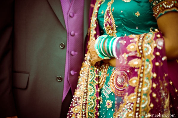 Indian-wedding-bride-groom-outfits-reception