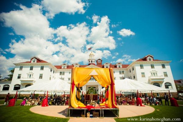 Indian-wedding-ceremony-venue-mandap-outdoors