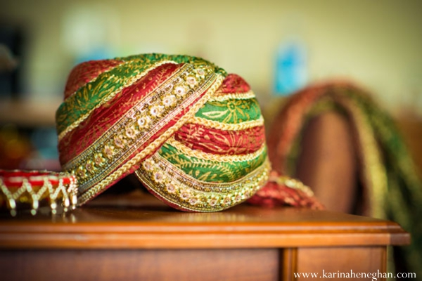 Indian-wedding-groom-hat-ceremony