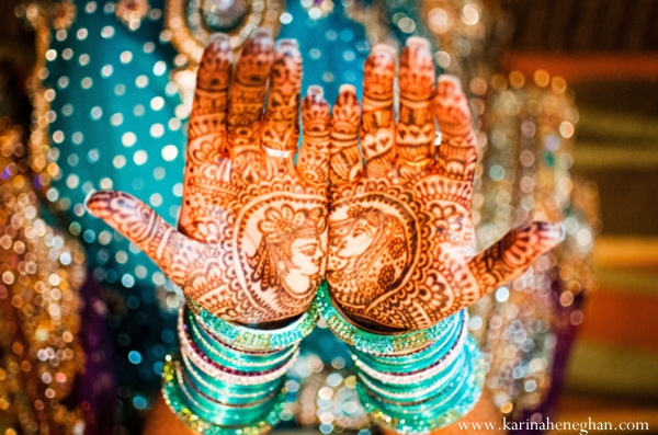 Indian-wedding-henna-hands-banglels