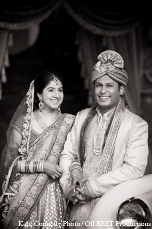 Indian bride groom portraits in Rockleigh, New Jersey Indian Wedding by Kate Connolly Photography
