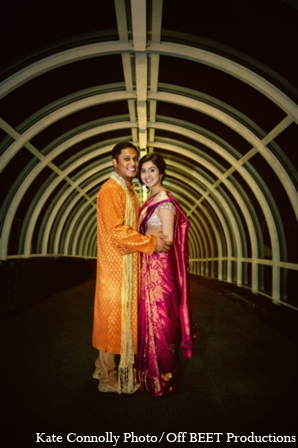 Indian wedding bride groom in Rockleigh, New Jersey Indian Wedding by Kate Connolly Photography