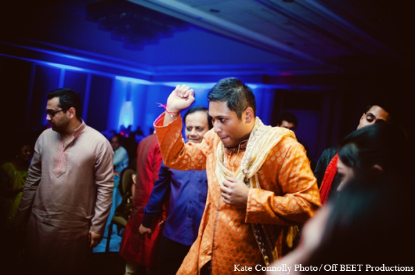 Indian wedding groom outfit in Rockleigh, New Jersey Indian Wedding by Kate Connolly Photography