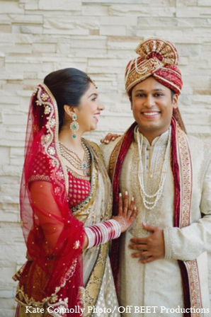 Indian wedding portraits in Rockleigh, New Jersey Indian Wedding by Kate Connolly Photography