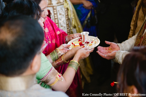 Indian wedding traditions sangeet in Rockleigh, New Jersey Indian Wedding by Kate Connolly Photography
