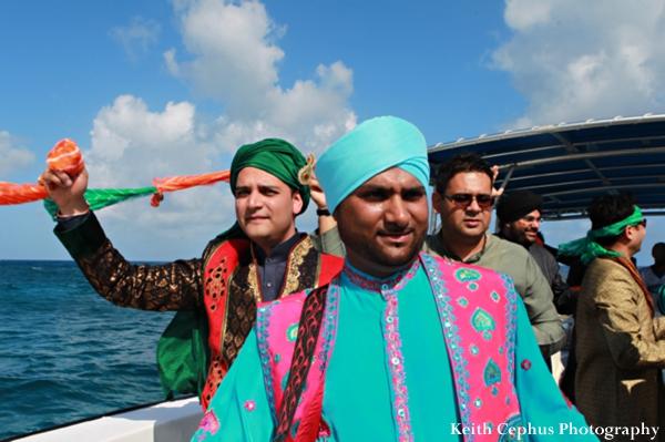Indian-wedding-baraat-celebration-boat