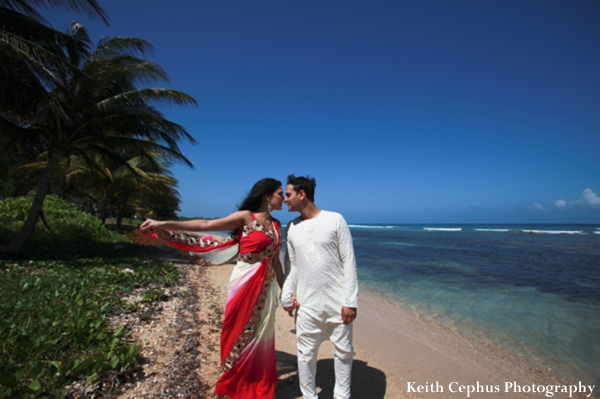 Indian-wedding-bride-and-groom-beach-photography