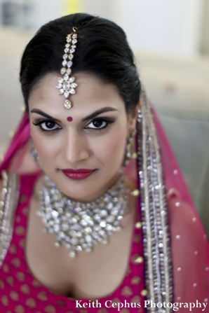 Indian-wedding-bride-beauty-close-up-shot