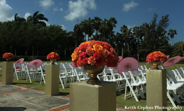 Indian-wedding-ceremony-outdoors-floral